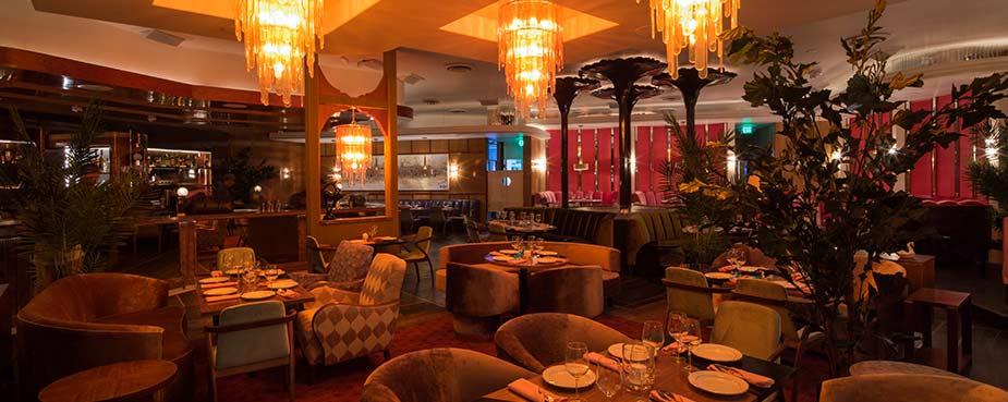 Delilah Restaurant & Lounge in West Hollywood